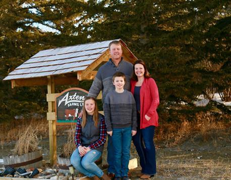Axten Family